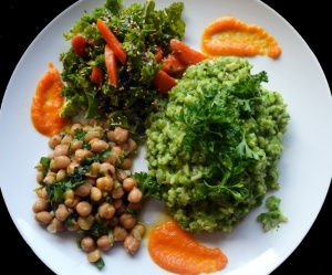 Vegetarian Mixed Plate